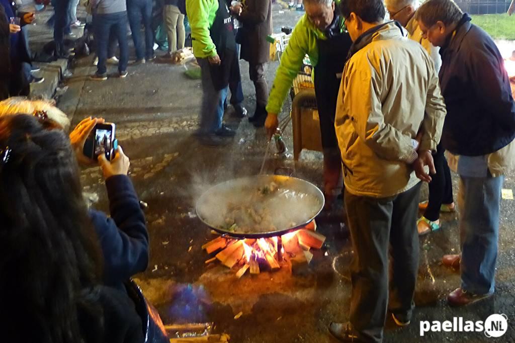 Paella maken de gebruiken en tradities