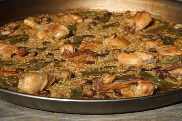 Dit is het authentieke paella recept