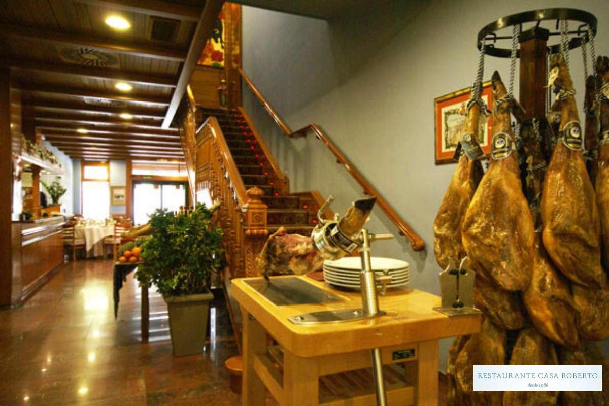 Sfeerbeeld van paella restaurant Casa Roberto in Valencia