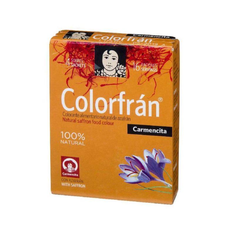 Kleurstof voor Paella