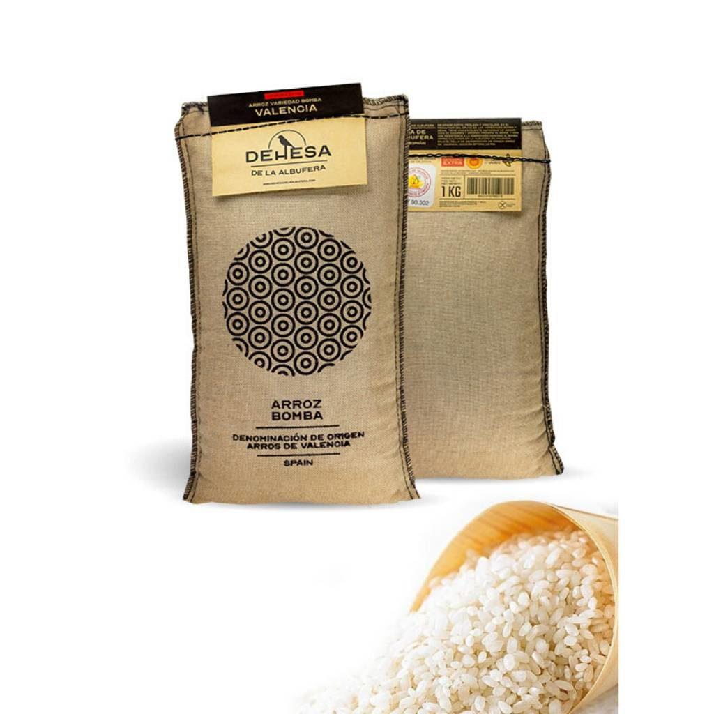 Paella Rijst Arroz Bomba Rijst