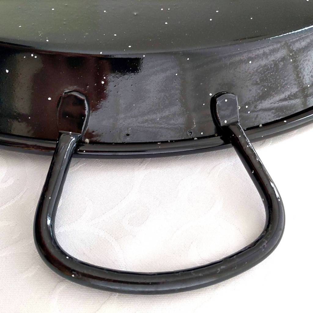 emaille paella pan