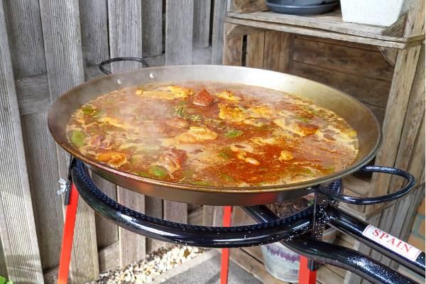 Hoe kan ik paella maken