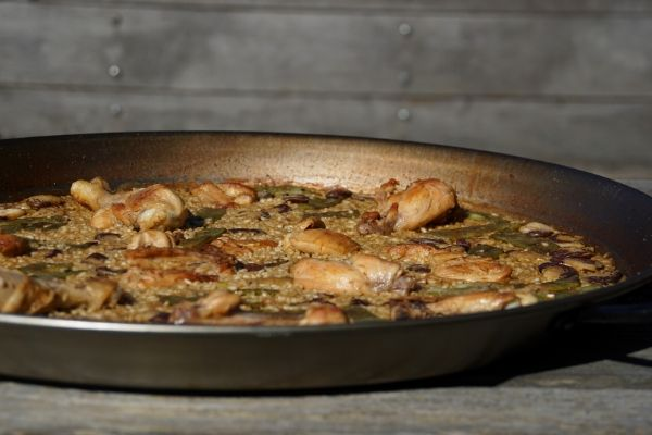 Paella Valenciana recept recpten pagina