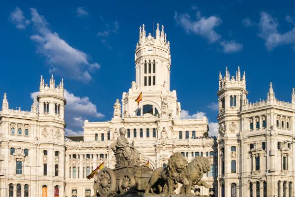Paella eten in Madrid