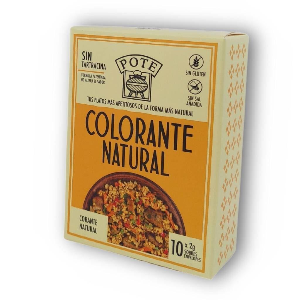 Paella kleurstof