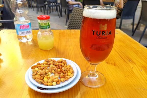 Welk bier bij paella drinken