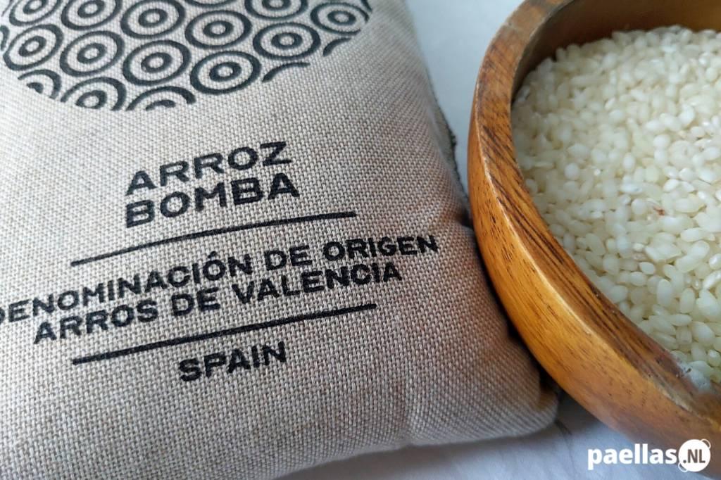 Welke rijst voor paella