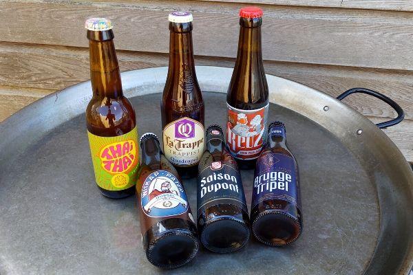 Welk bier kan ik drinken bij paella 600x400