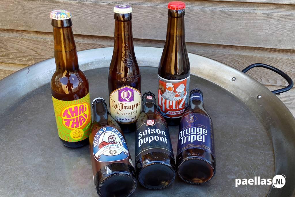 Welk bier kan ik drinken bij paella Uitgelicht