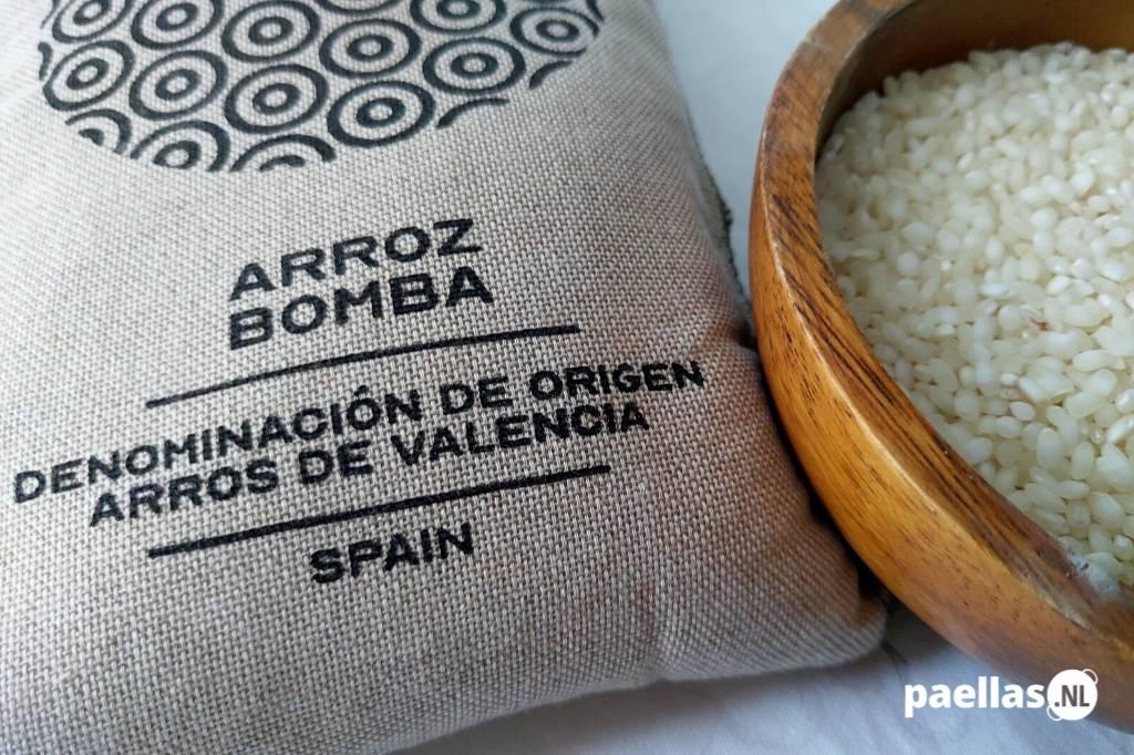 Paella rijst welke soorten