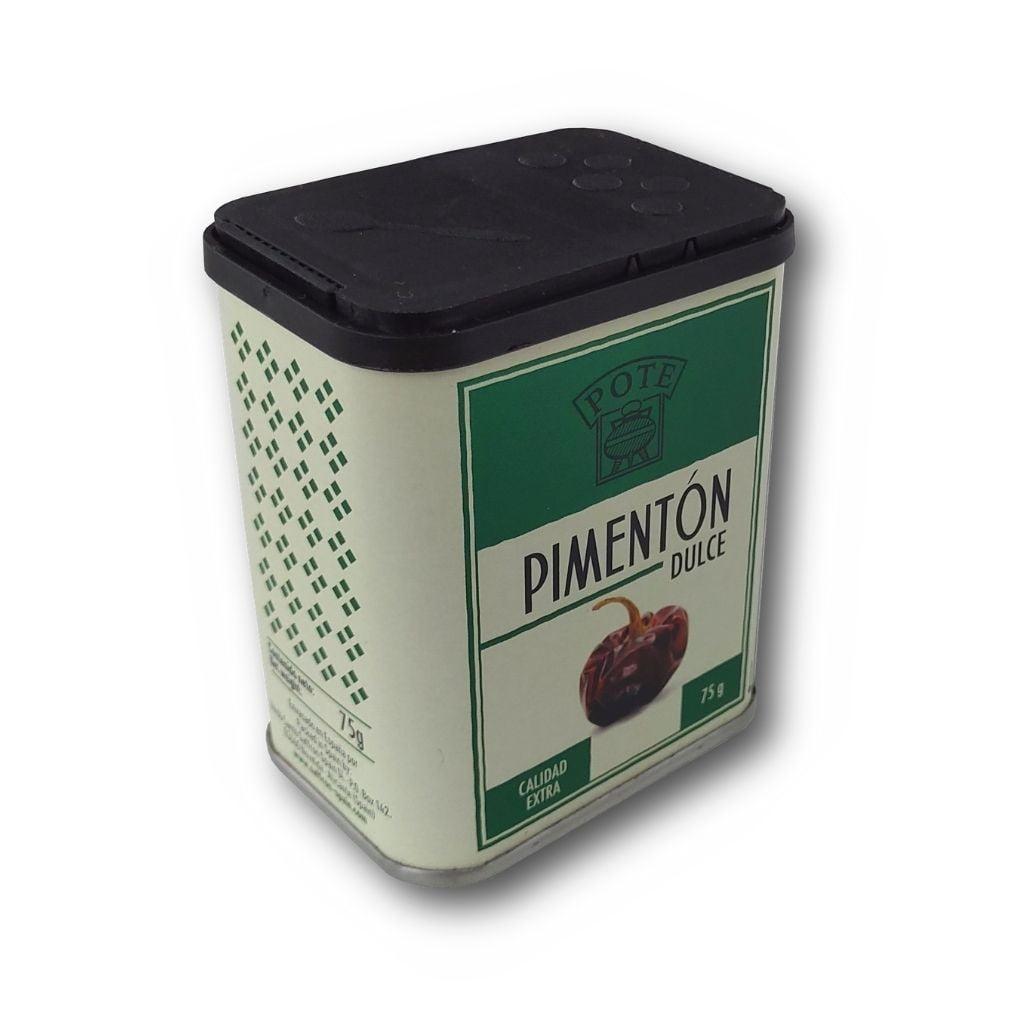 Paprikapoeder voor paella pimenton dulce