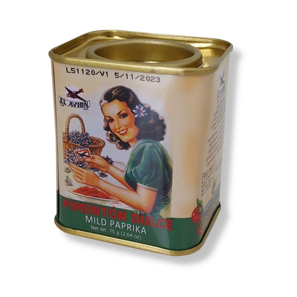 Zoet Paprikapoeder voor paella Pimenton dulce